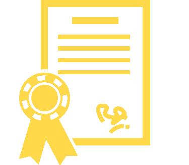 Examination results - Icon