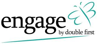 Double First Engage Logo